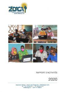 Zédaga - Rapport d'activités 2020
